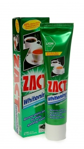 Зубная паста Zact «Whitening Toothpaste»