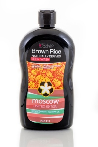 Гель для душа Brown Rice «MOSCOW»